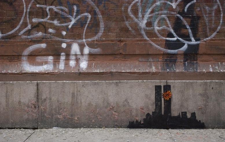 Banksy 15-10 Tribeca nova york e voce