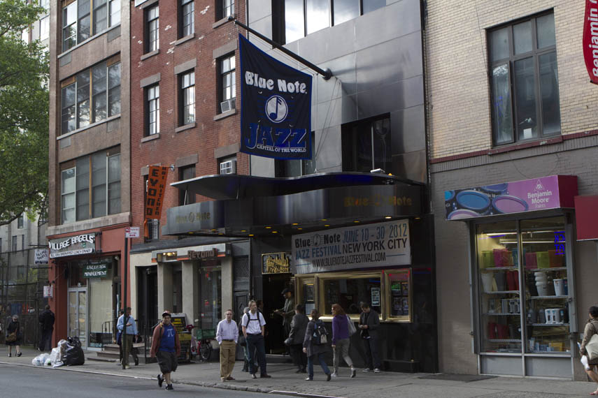 Blue note 2 nova york e voce