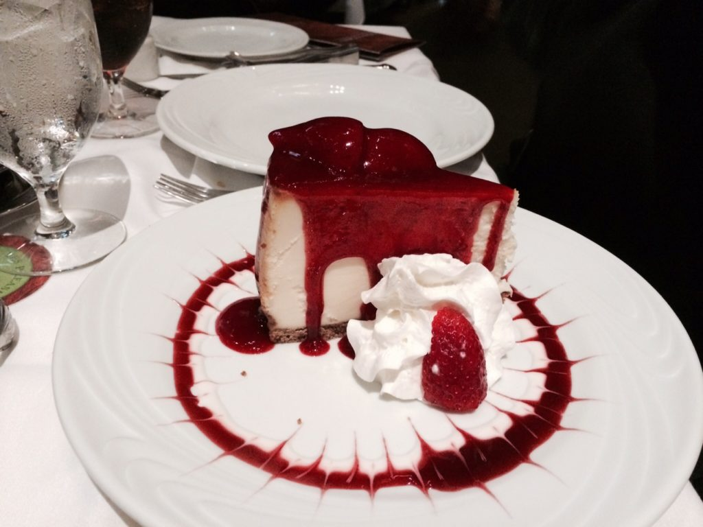 cheesecake nova york e voce