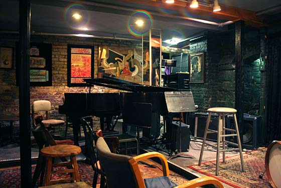 smalls jazz club nova york