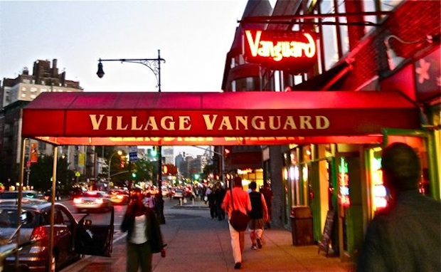 village vanguard nova york e voce