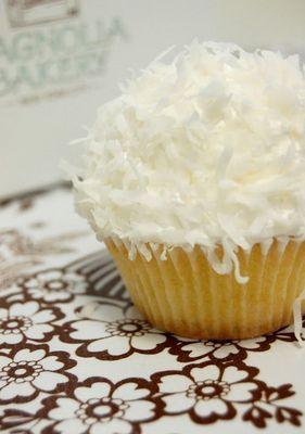 coconut cupcake magnolia nova york e voce