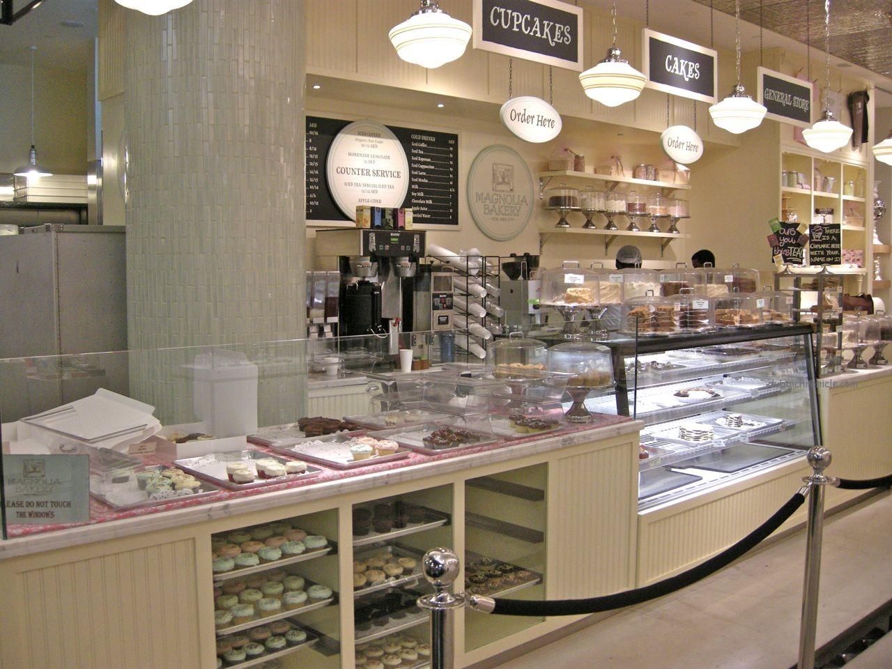 Magnolia Bakery Nova York Amp Voc 234