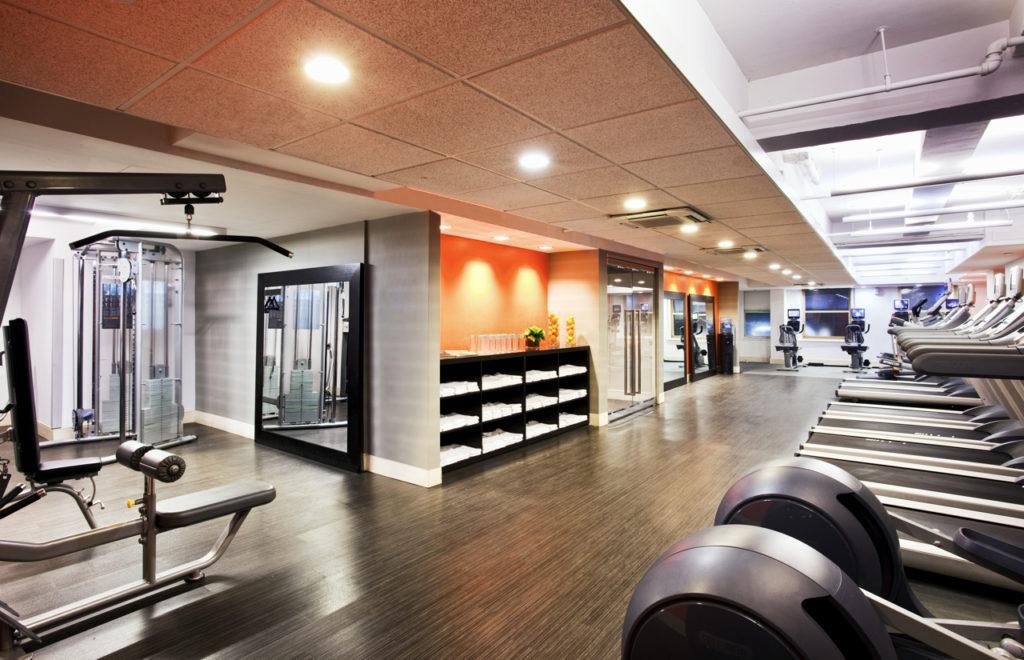 Row NYC FitnessCenter