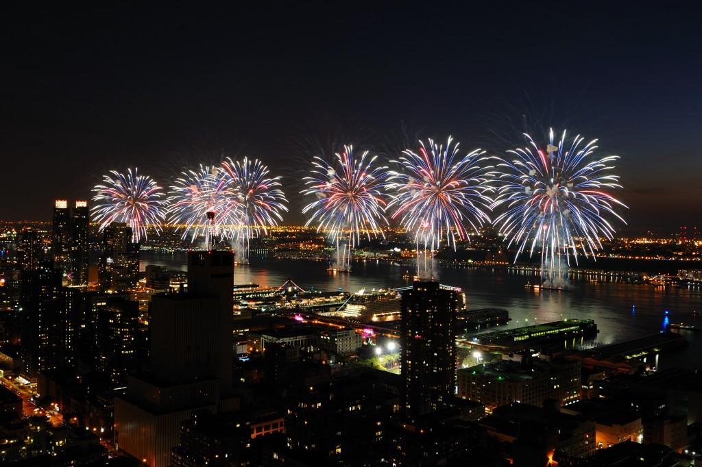 4 de julho nova york e voce