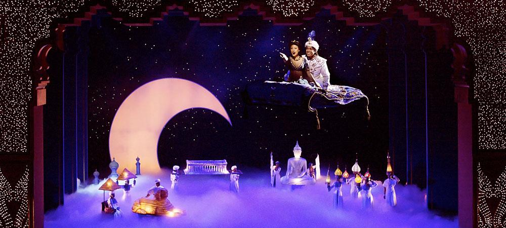 Aladdin em Nova York