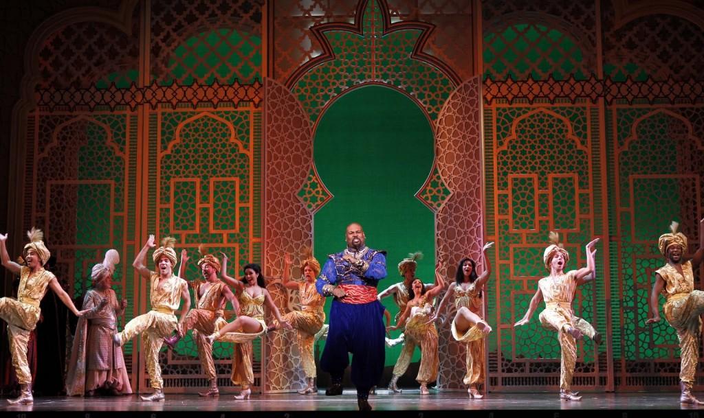 Aladdin Broadway NYC