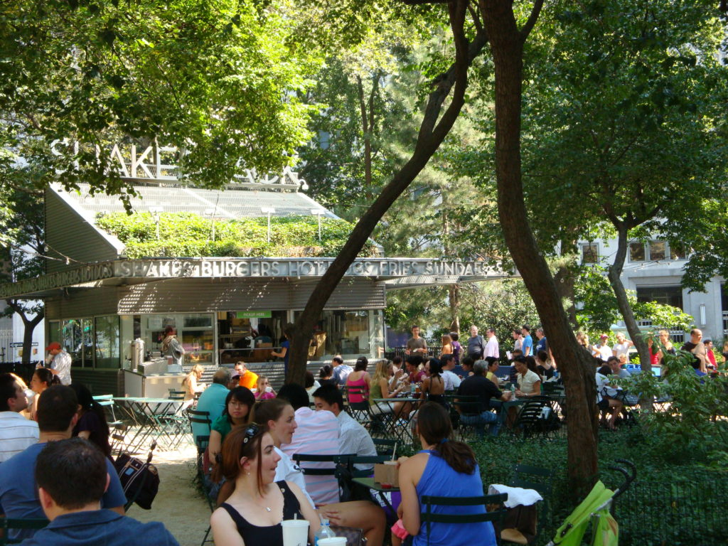 shake shack madison square nova york e voce