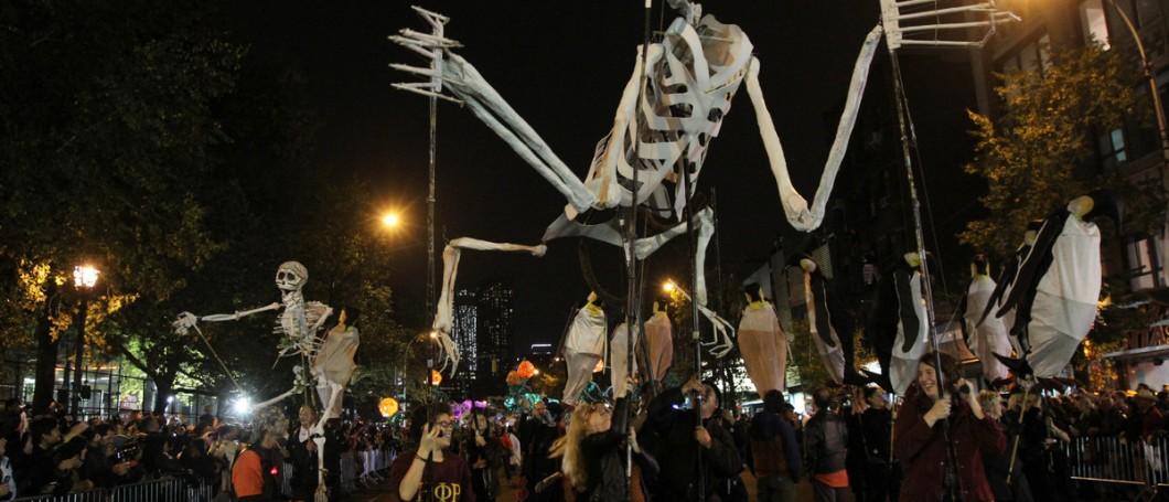 parada halloween nova york 1