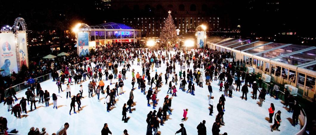 winter village capa nova york e voce