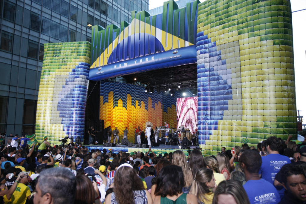 Brazilian Day New York 2010