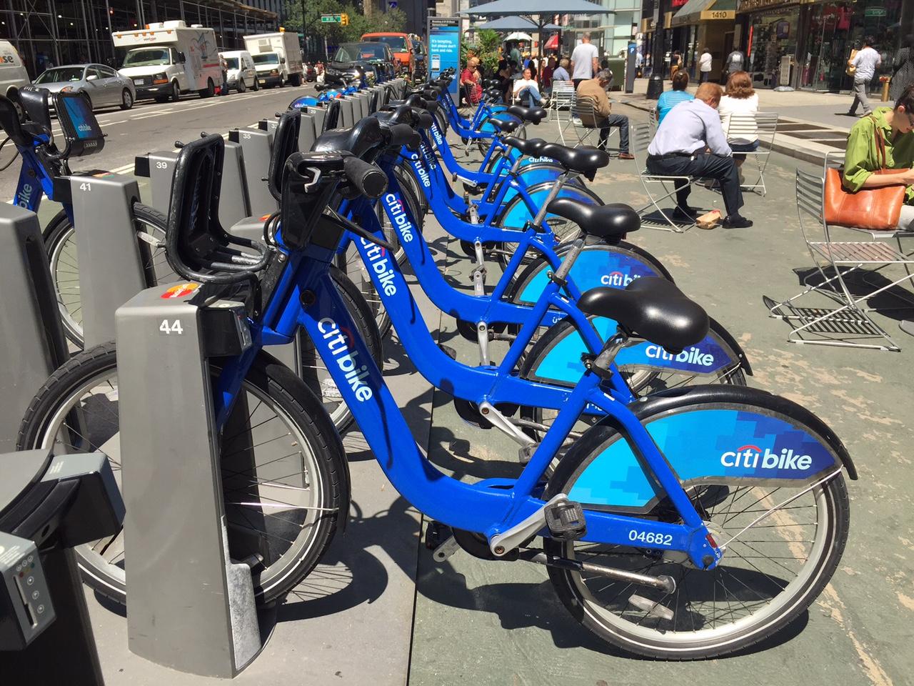 Uma ótima opção de conhecer a cidade é através do aluguel de bicicleta em Nova York.