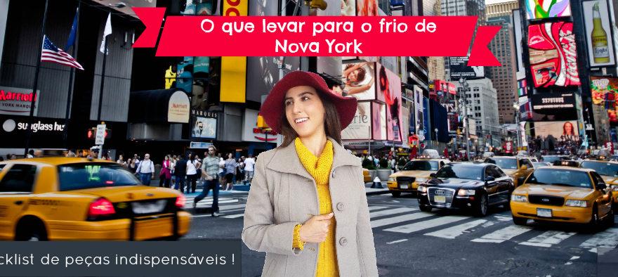 8ccefe8df8 Como preparar a mala para o frio em NY - Nova York   Você