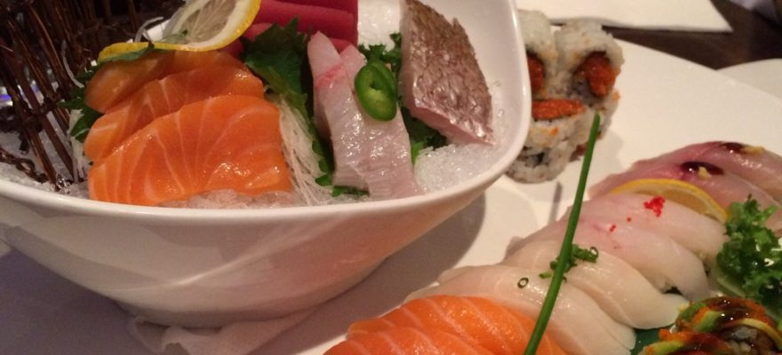 sushi nova york