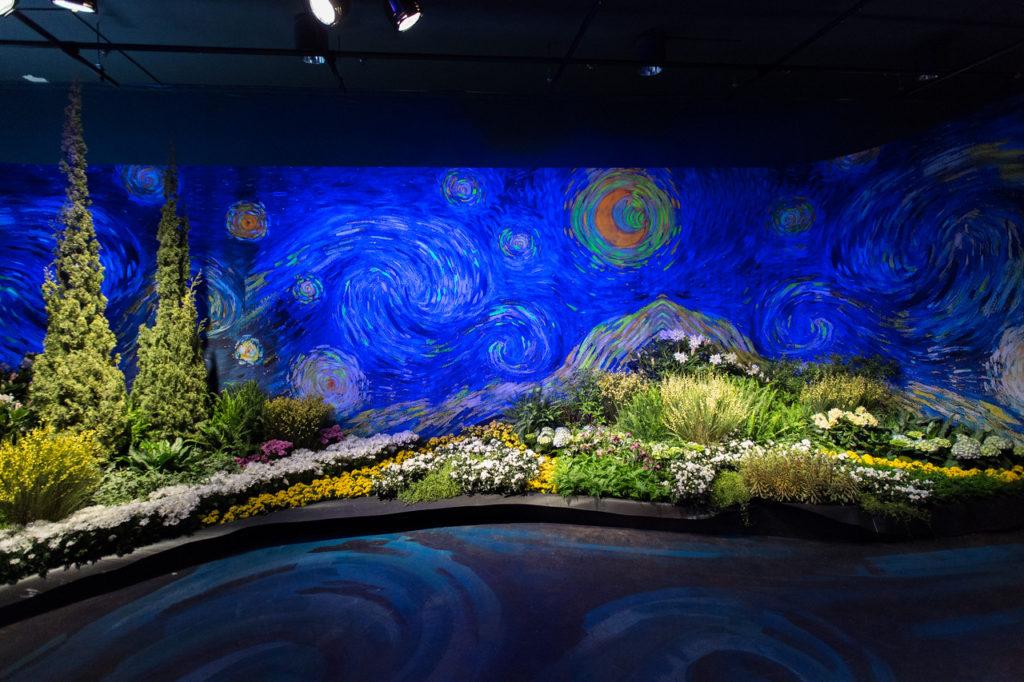 Macys Flower Show Preview 2015-10-X2