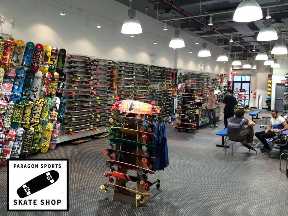 d701f99e0 Paragon Sports - Onde comprar artigos esportivos em Nova York - Nova ...
