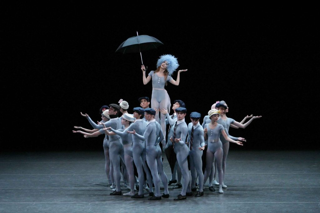 The Concert Choreography by Jerome Robbins New York City Ballet Credit Photo: ©2008 Paul Kolnik Paul Kolnik Studio 317 West 87th Street, 1A New York, NY  10024 212.362.7778  studio@paulkolnik.com www.paulkolnik.com