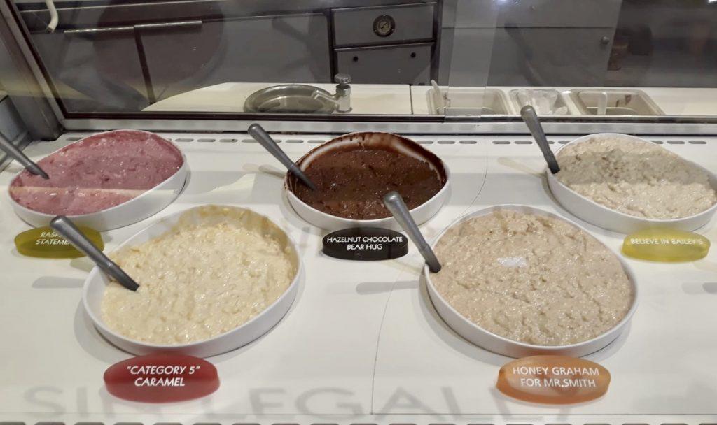 As diversas combinações de Arroz Doce da Rice To Riches certamente estão entre as melhores sobremesas em Nova York.