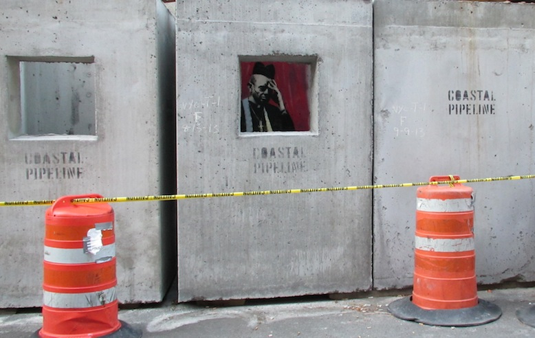 Banksy 12-10 nova york e voce