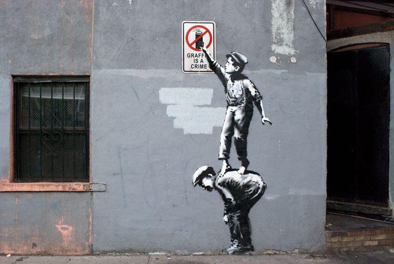 banksy 01-10 nova york e voce