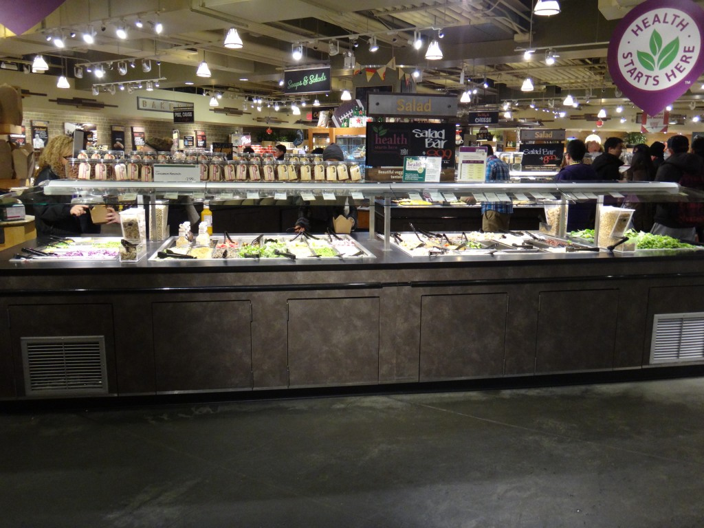 Whole Foods em Nova York