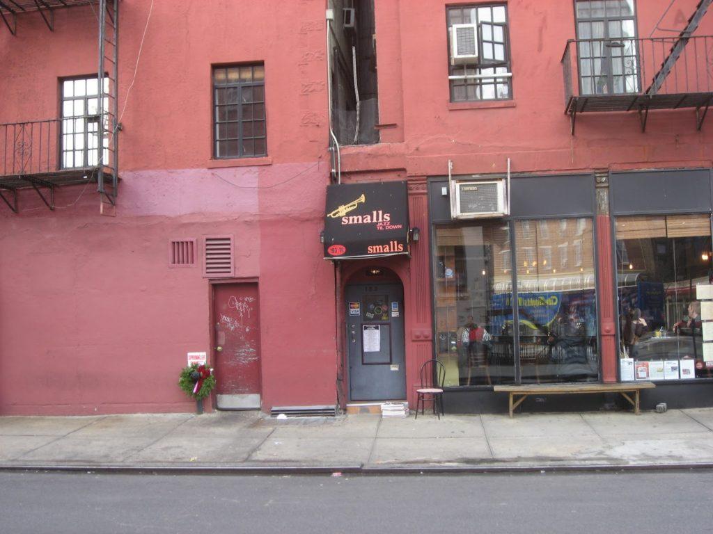 smalls jazz club 3 nova york