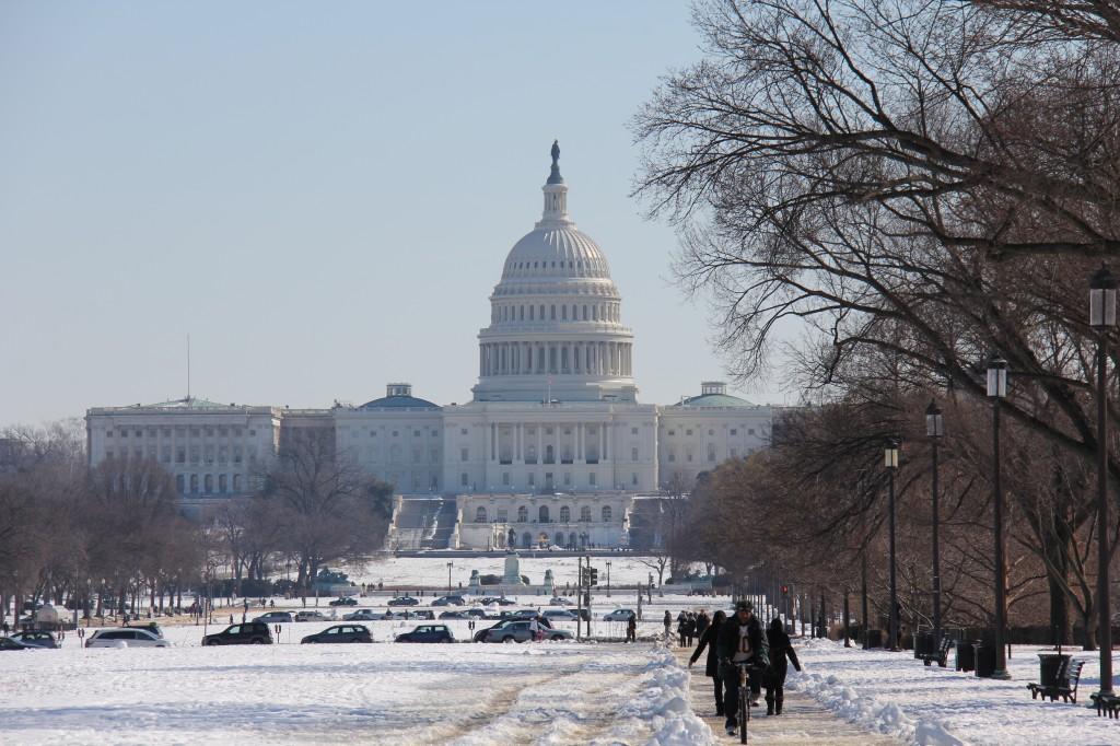 Washington DC saindo de Nova York