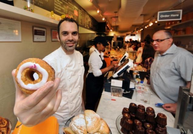 chef dominique bakery nova york e voce