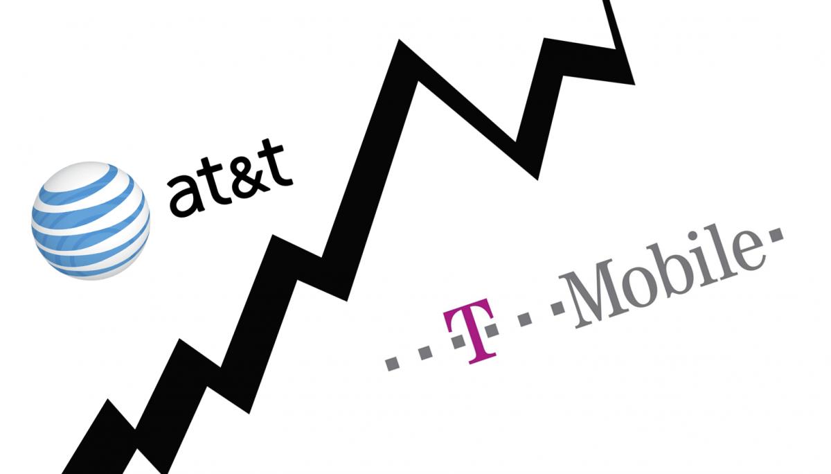 TMobile X AT&T – operadoras de celular nos EUA
