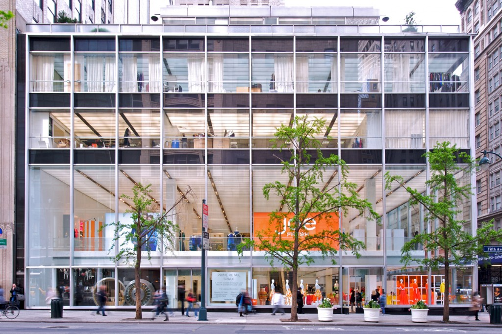 joe fresh 5 avenue nova york