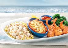Seaside Shrimp Trio nova york