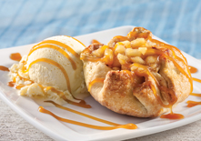 apple-crostada