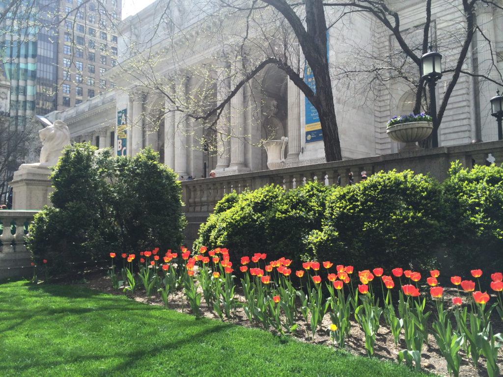 Primavera em Nova York