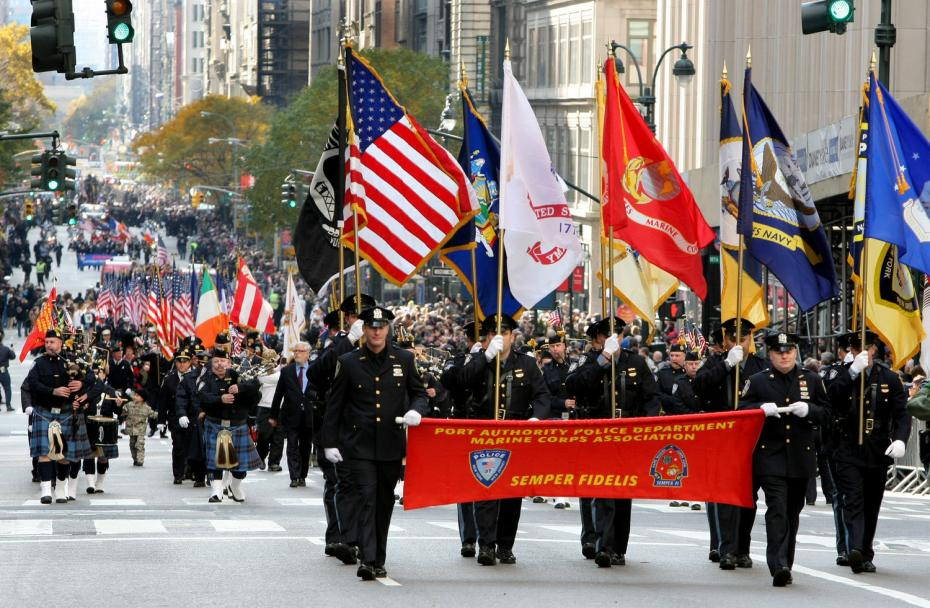 VeteransDayParade