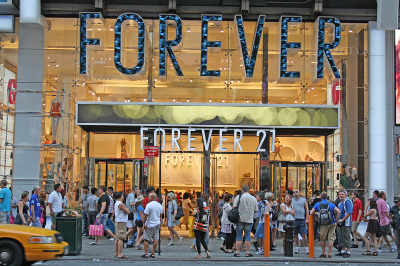Forever 21 Times Square