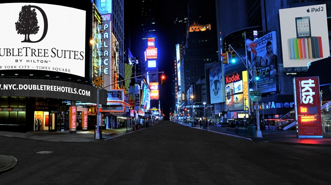 Hotel na Times Square