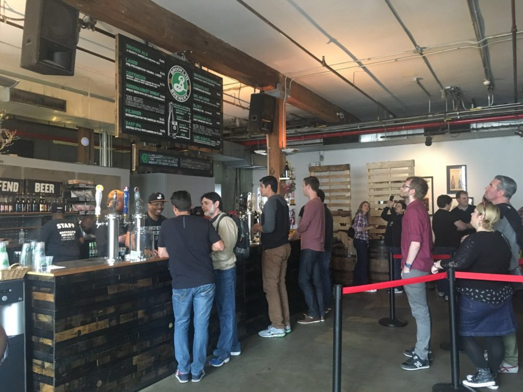 brewery brooklyn-nova-york-e-voce