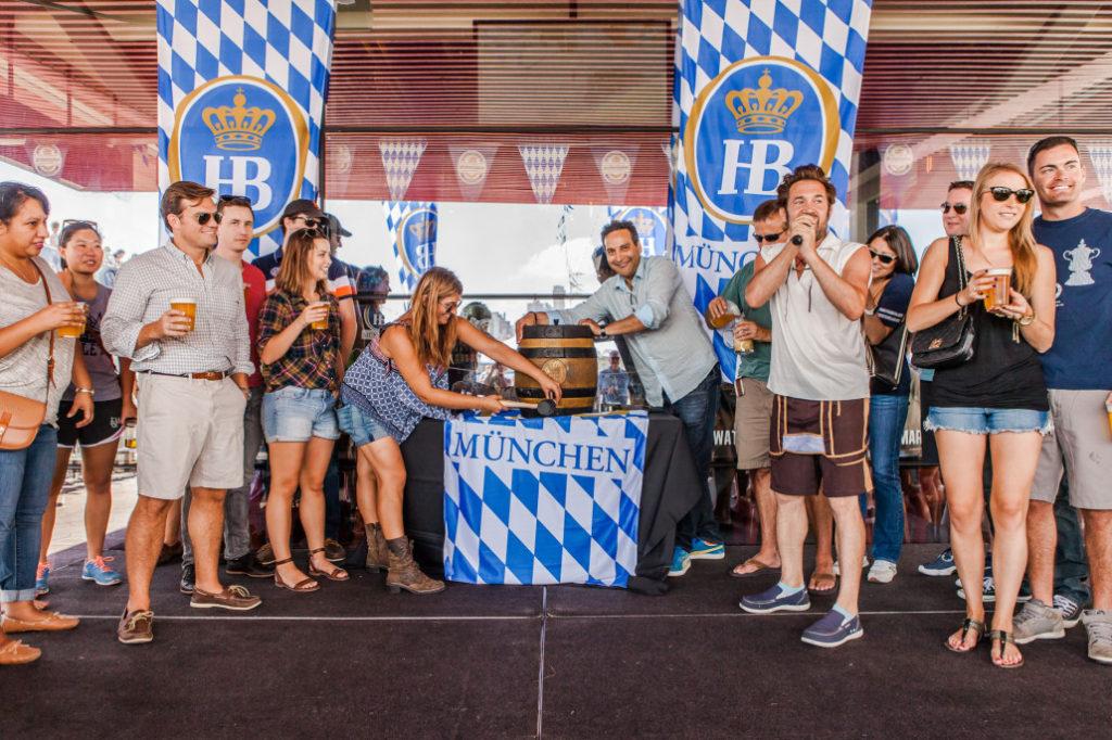 OktoberFest NYC at Watermark 2015
