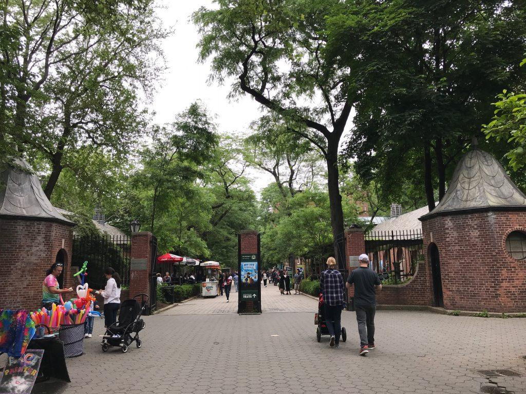 Zoológico em Nova York