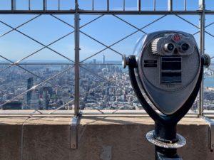 observatórios em Nova York