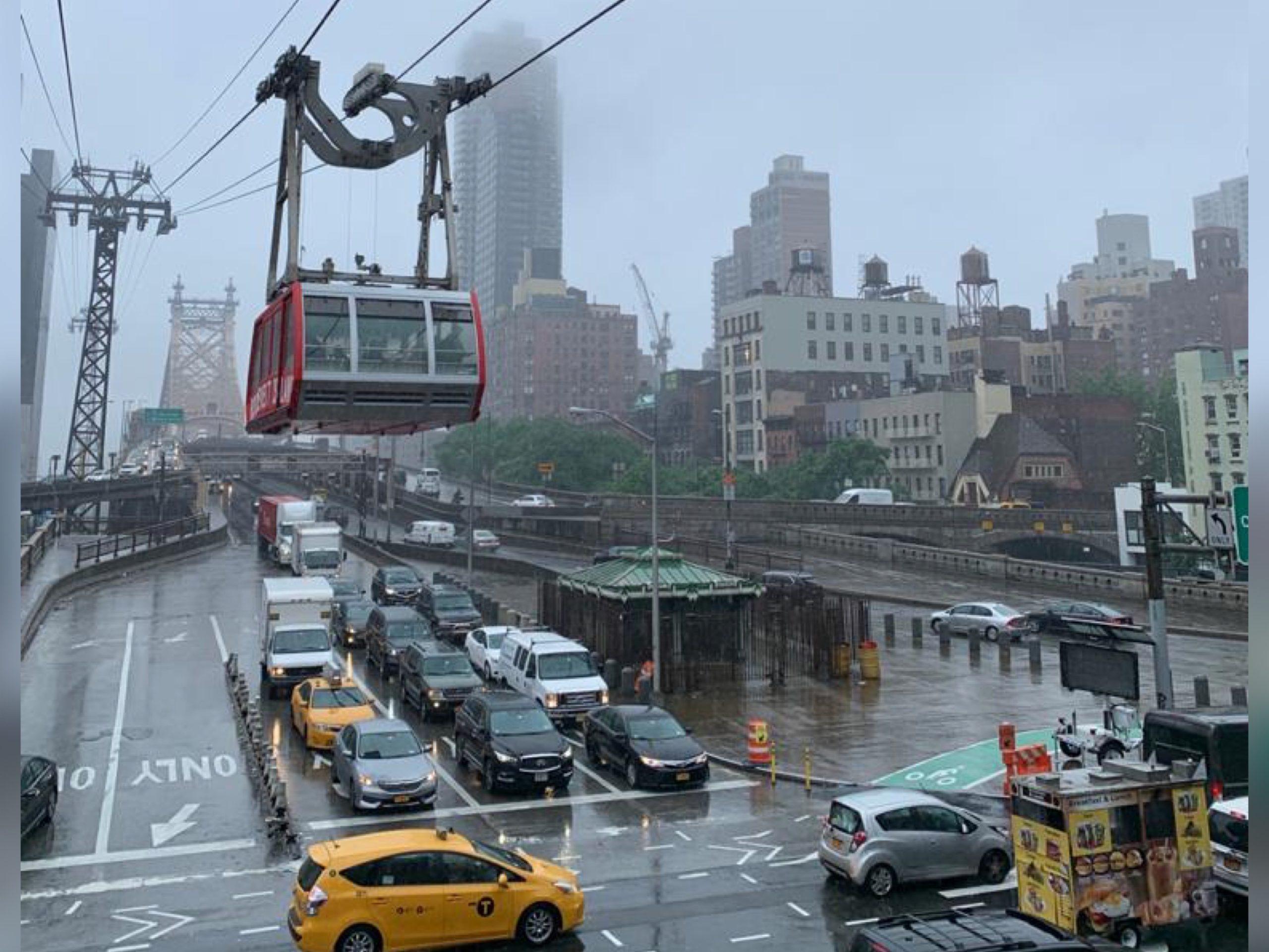 O que fazer em Nova York com chuva