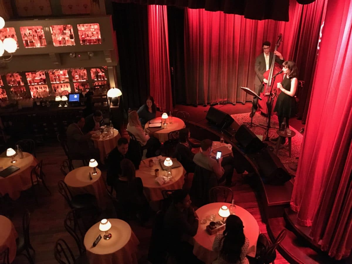 jazz em Nova York