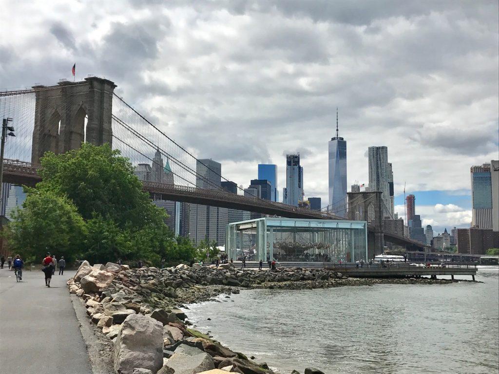 Dumbo no Brooklyn - roteiro personalizado em Nova York