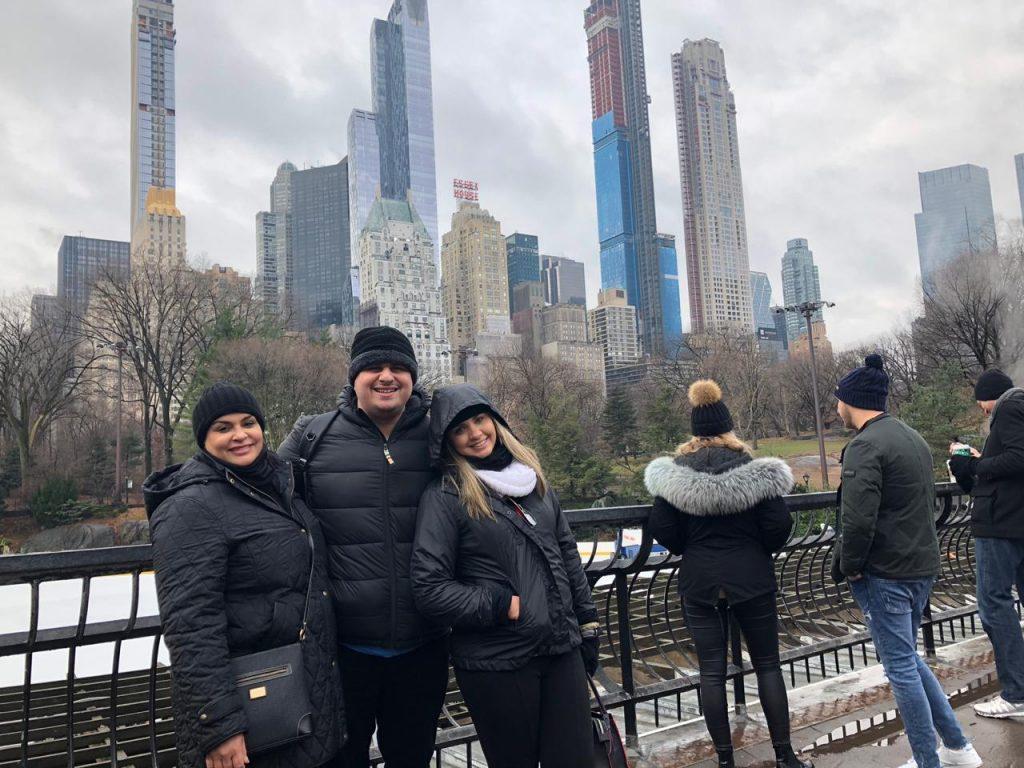 Passeio a pé com Guia Brasileiro em Nova York
