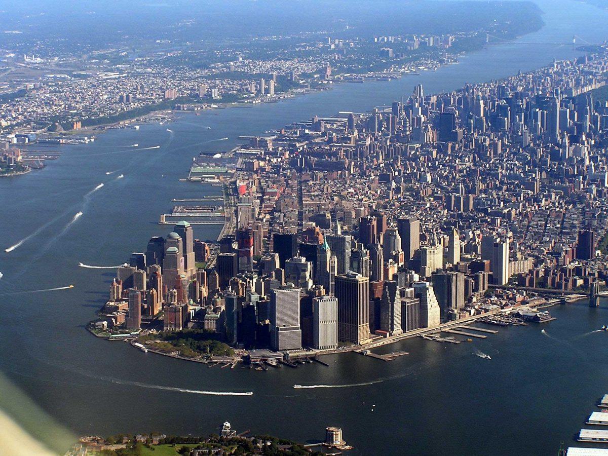 Mapa de Nova York: conhecendo melhor a cidade