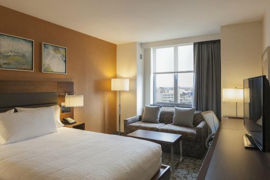 Uma ótima opção de hotéis no Queens