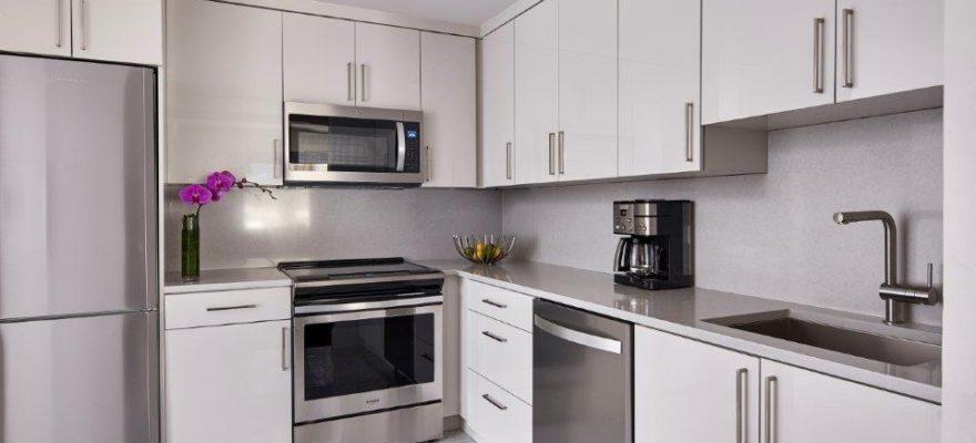 Hotel com cozinha em Nova York