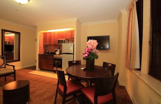 Radio City Apartments - Opção econômica de hotel com cozinha em Nova York