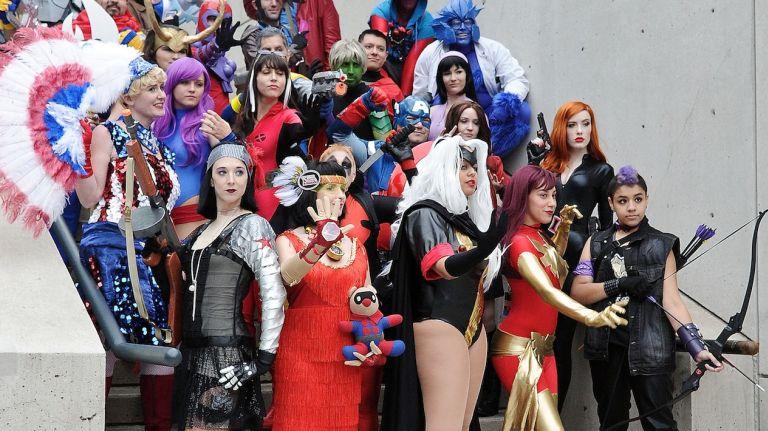 Comic Con acontece entre 3 e 6 de outubro em Nova York