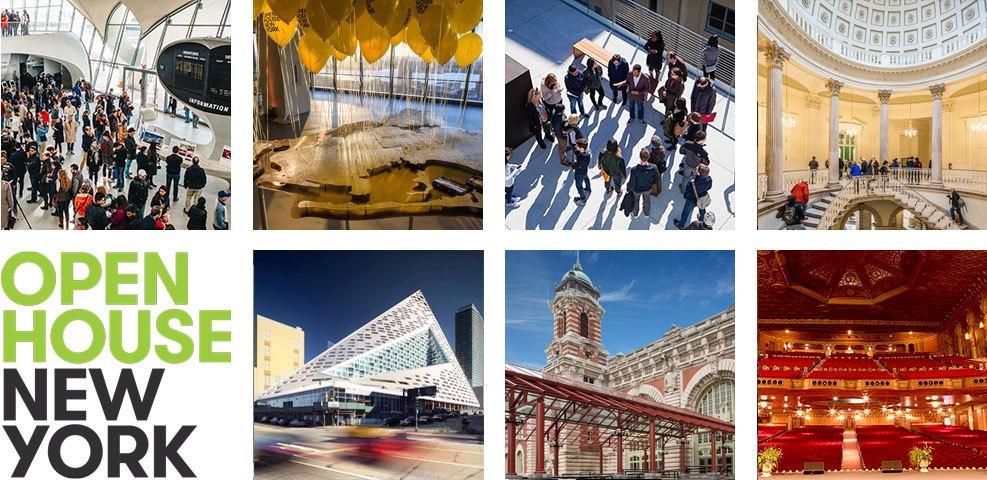 Open House New York em outubro
